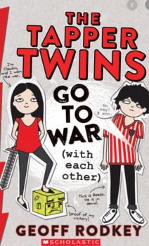 Tapper Twins Go to War Novel Study