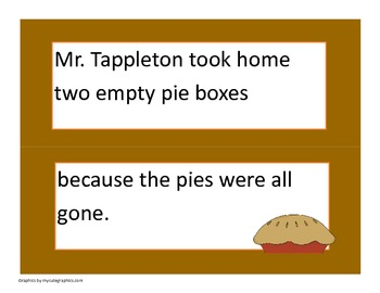 Tappleton's Thankgiving Cause and Effect