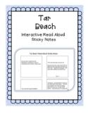 Tar Beach by Faith Ringgold Interactive Read Aloud Sticky Notes