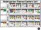 Tara West Themed Centers Skill Focus Map