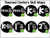 Tara West Themed Centers Skill Focus Map