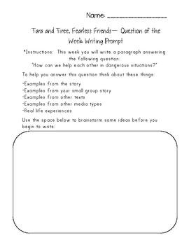 Tara and Tiree, Fearless Friends - Reading Street 2.2.1
