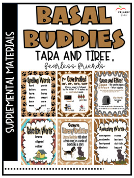 Tara and Tiree, Fearless Friends-Reading Street (2013)2nd Grade Unit 2 Week 1