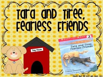 Tara and Tiree, Fearless Friends {Reading Street Series Grade 2}