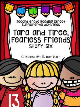 Tara and Tiree, Fearless Friends Supplemental Activities (