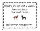 Tara and Tiree Reading Street Unit 2 Week 2 Reading Center
