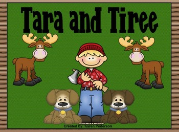 Tara and Tiree Smart Notebook Activity