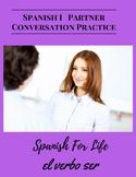 Partner Conversational Practice Spanish speaking practice