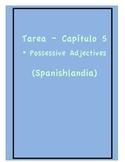 Tarea - Exprésate 1 Capítulo 5 - Possessive Adjectives (Ho