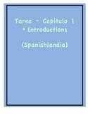 Tarea - Exprésate 1 Capítulo 1 - Introductions (Homework/C