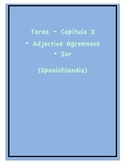 Tarea - Exprésate 1 Capítulo 2 - Adjective Agreement 2 (Ho