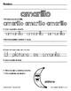Tarea - Los Colores, Las Letras, Los Numeros, Las Formas