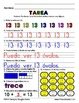 Tarea: Numeros 11-20 (Homework: Numbers 11-20 in Spanish)