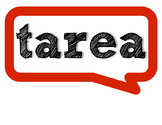Tarea Sign: Red