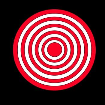 Target, bullseye