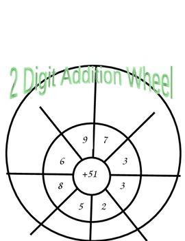 Target   2 Digit Addition