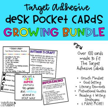 Target Adhesive Card Growing Bundle