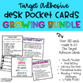 Target Adhesive Card Growing Bundle