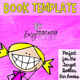Target Books Template for any type of writing