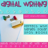Target Books Template for any type of writing (digital and