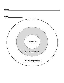 Learning Target Circles