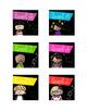 Target & Dollar Tree Book Bin Labels - Editable and Bright