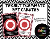 Target Gift Card Tag
