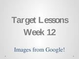 Target Lessons/Bell Ringers for 6th grade Social Studies Week 12