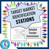 Target Market Identification Stations