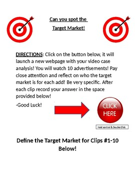 Target Market -Marketing