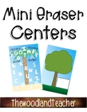 Target Mini Eraser Centers *Chicka Chicka* *Apple Picking*