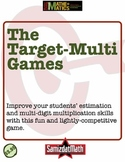 Multi-Digit Multiplication Estimation & Practice Game