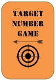Target Number - Addition, Subtraction and Multiplication Game
