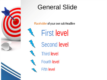 Target PPT Template