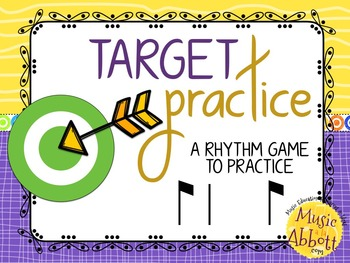 Target Practice!  A Rhythm Game to Practice Decoding {sync