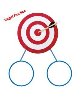 Target Practice Math EngageNY number bond