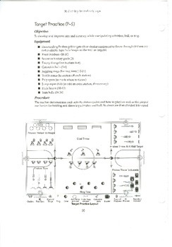 Target Practice Station Ideas for PE