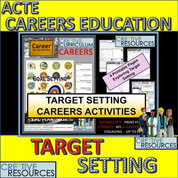 Target Setting Booklet - Careers Education