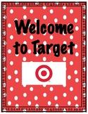 Target Shopping Day: Adding, Subtracting, Mulitplying Decimals Halloween Edition