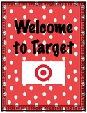 Target Shopping Day: Adding, Subtracting, Multiplying Decimals