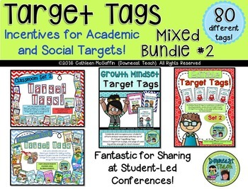 Target Tag Brag Tags: Mixed Bundle #2