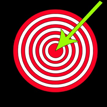 Target With Arrow 2