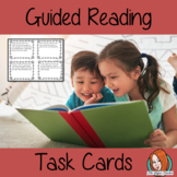 Target and grammar task cards - English language writing