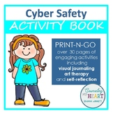 Social Emotional Learning Cyber Safety Activity Book (Print-N-Go)