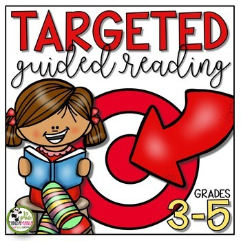 Targeted Guided Reading Plan and Suggested Activities Guid