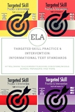 Targeted Skill Practice & Intervention Bundle: Information
