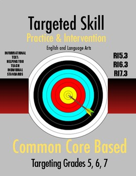 Targeted Skill Practice and Intervention: RI5.3, RI6.3, & RI7.3