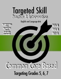 Targeted Skill Practice and Intervention: RI5.6, RI6.6, & RI7.6 (POV & Purpose)