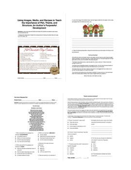 Targeted Skill Practice and Interventions Literary and Informational Text Bundle