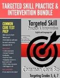 Targeted Skill Practice and Interventions Literary and Inf